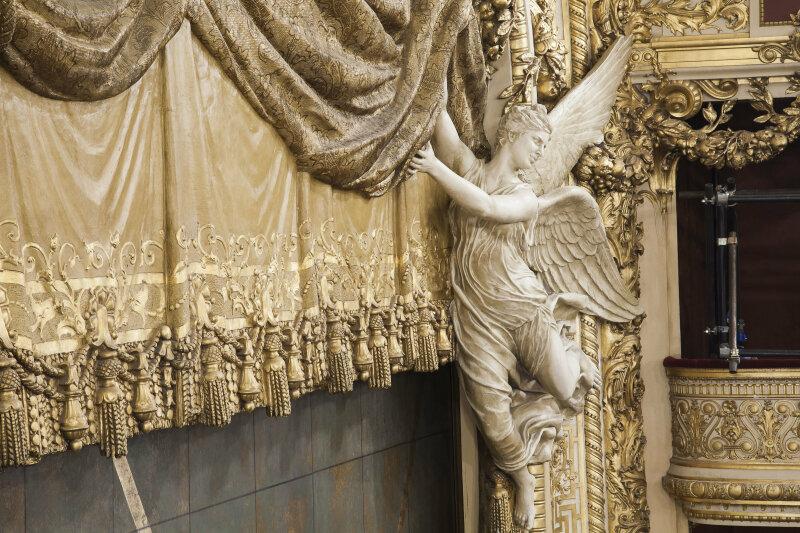 Opéra Comique manteau d'Arlequin DR RMN-Grand Palais Christophe Chavan