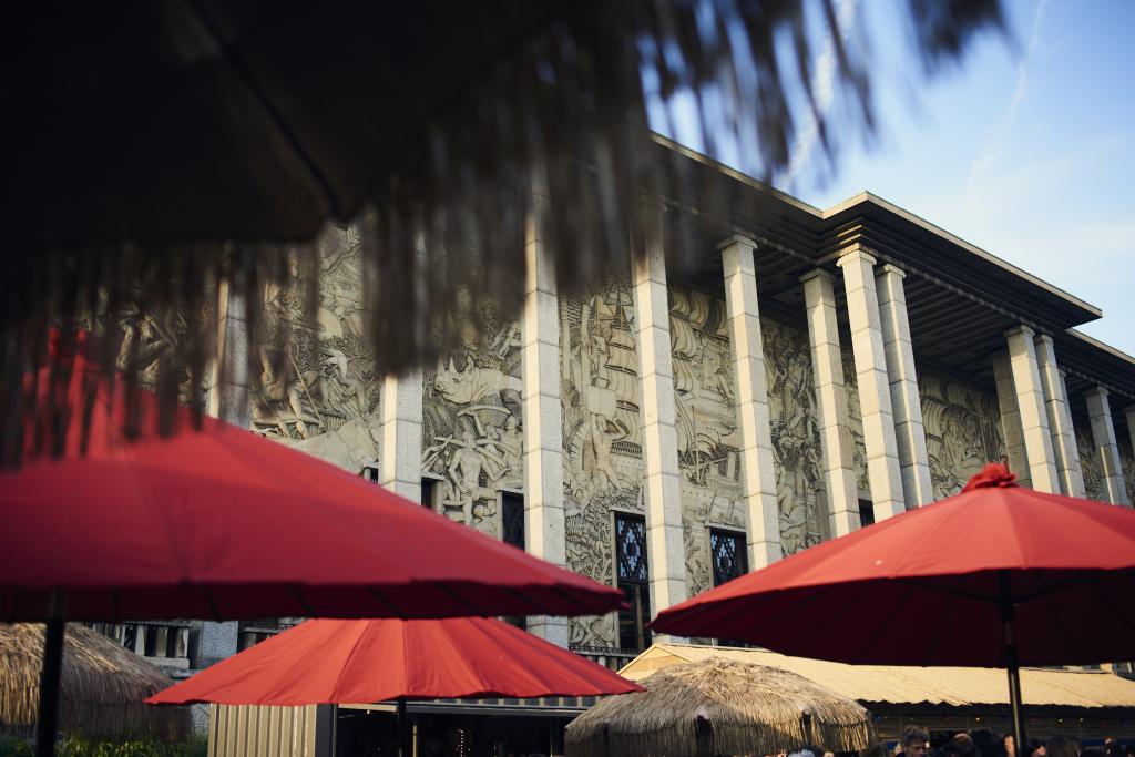 Palazzo / Palais de la portre Dorée