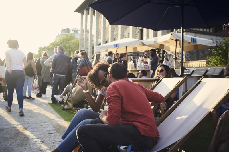 Paris, jeudi 17 mai 2018, Palazzo / Palais de la portre Dorée