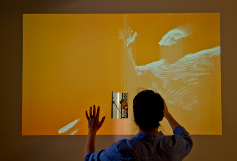Rafael Lozano‐Hemmer, First Surface © AntimodularResearch