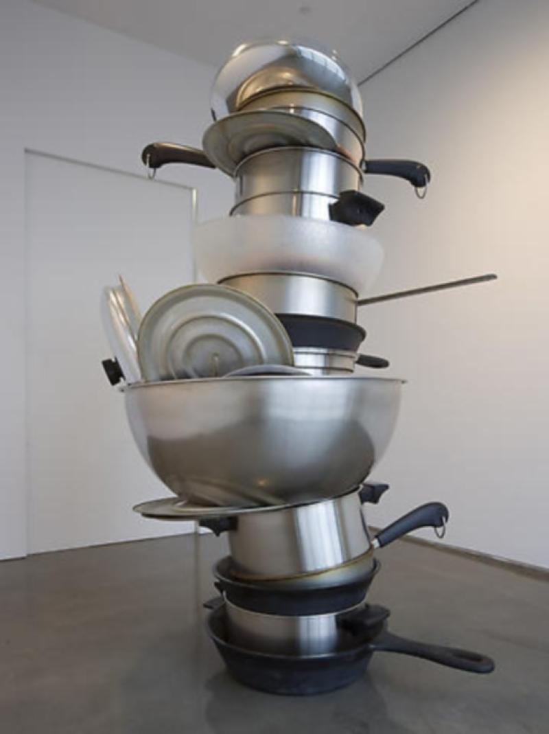 Robert Therrien - Kitchen tools