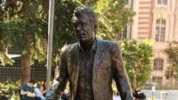 Statue Claude Nougaro