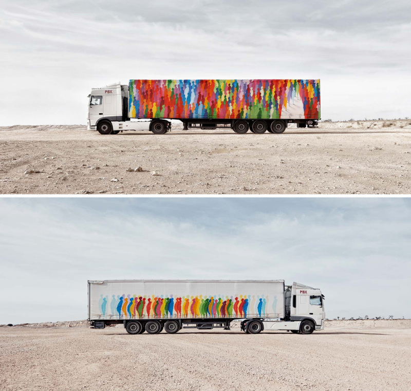 Suso33. (© Truck Art Project)
