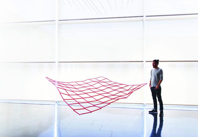 Gunnar Knechtel Photography, BIG BANG DATA Exposició, CCCB, 9 Mayo - 26 Octubre 2014 Investigación e innovación en cultura.