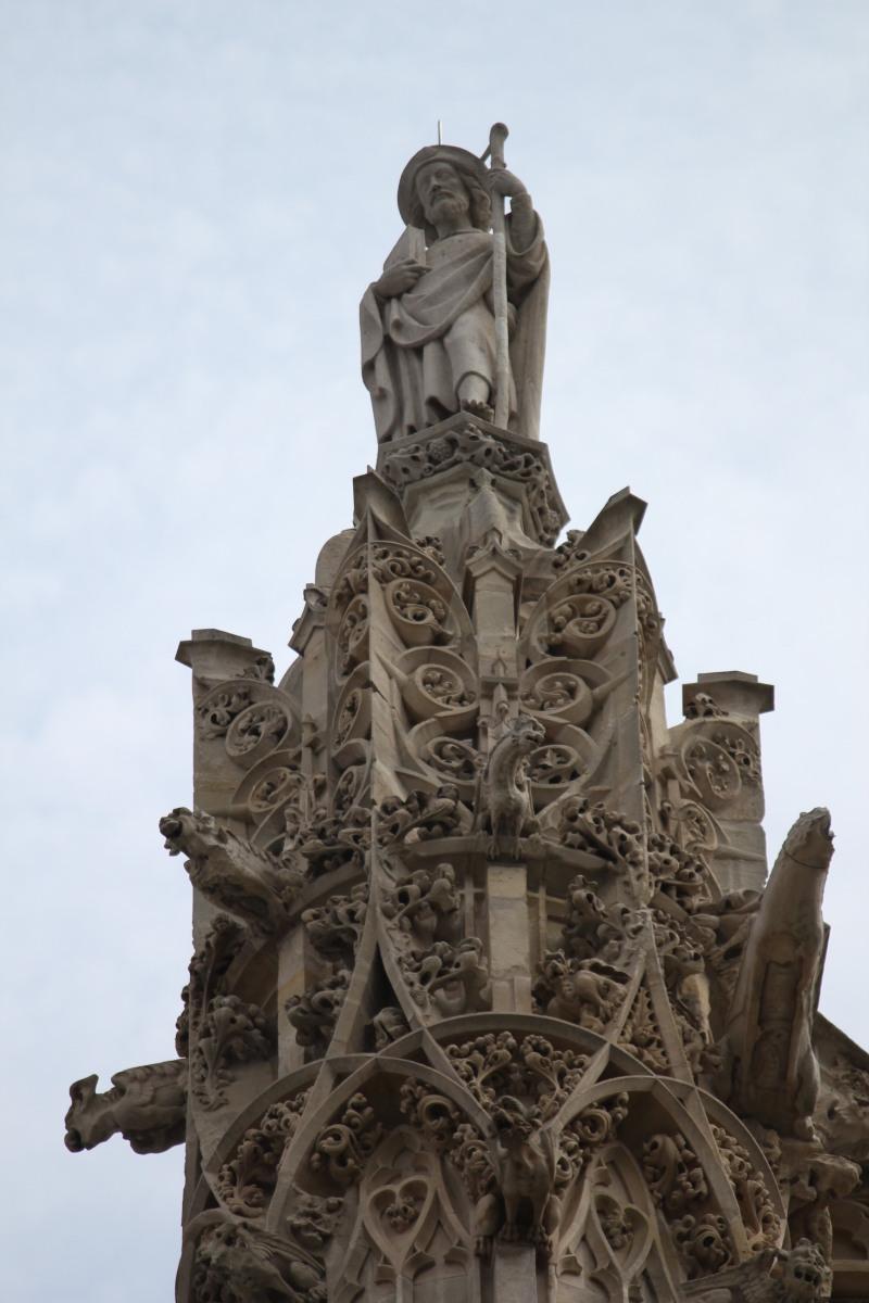 Sommet de la Tour Saint-Jacques