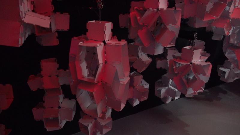 Vue de l'exposition Capitaine Futur - Gaîté Lyrique (11)