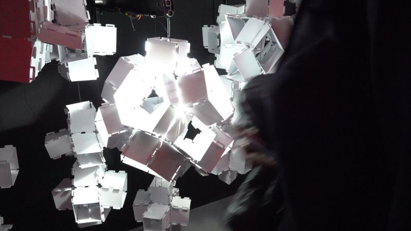 Vue de l'exposition Capitaine Futur - Gaîté Lyrique (12)