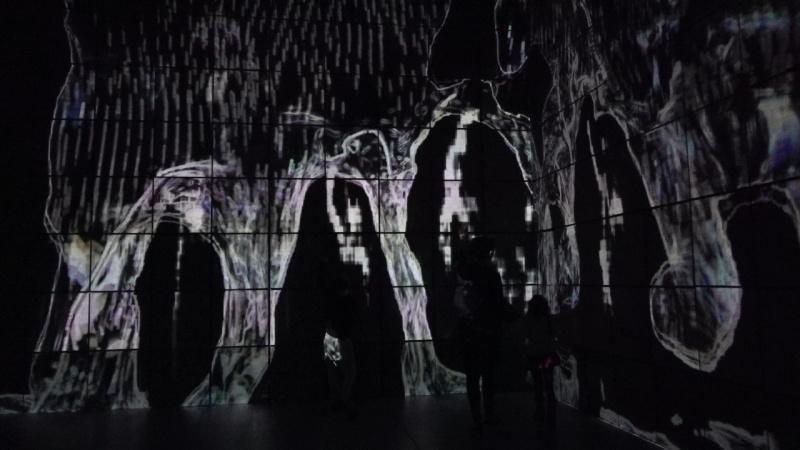 Vue de l'exposition Capitaine Futur - Gaîté Lyrique (14)