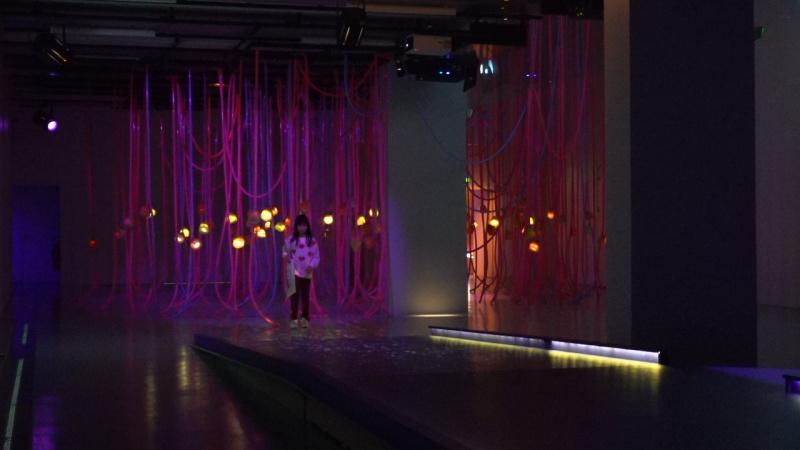 Vue de l'exposition Capitaine Futur - Gaîté Lyrique (4)