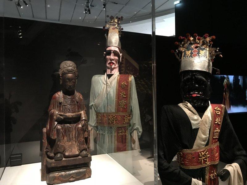 Vue de l'exposition Enfers et fantômes d'Asie - Musée du Quai Branly - Jacques Chirac (10)