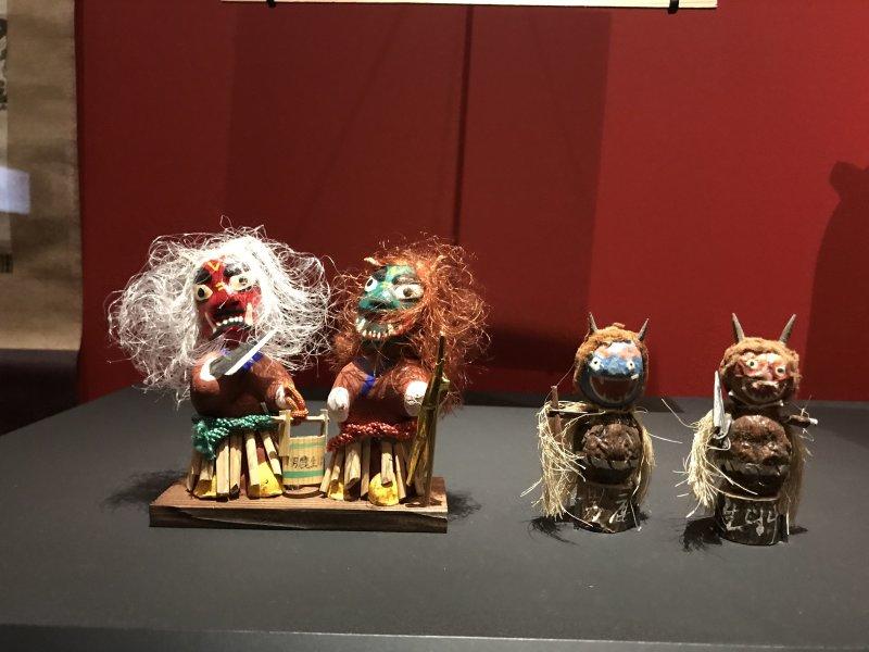 Vue de l'exposition Enfers et fantômes d'Asie - Musée du Quai Branly - Jacques Chirac (18)