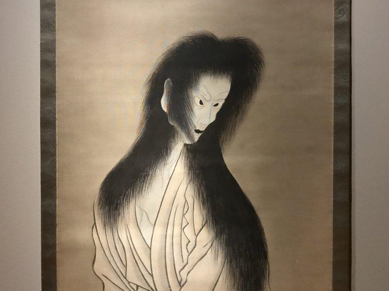 Vue de l'exposition Enfers et fantômes d'Asie - Musée du Quai Branly - Jacques Chirac (26)