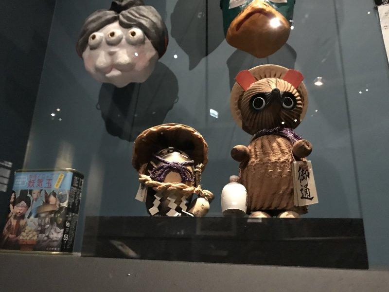 Vue de l'exposition Enfers et fantômes d'Asie - Musée du Quai Branly - Jacques Chirac (38)