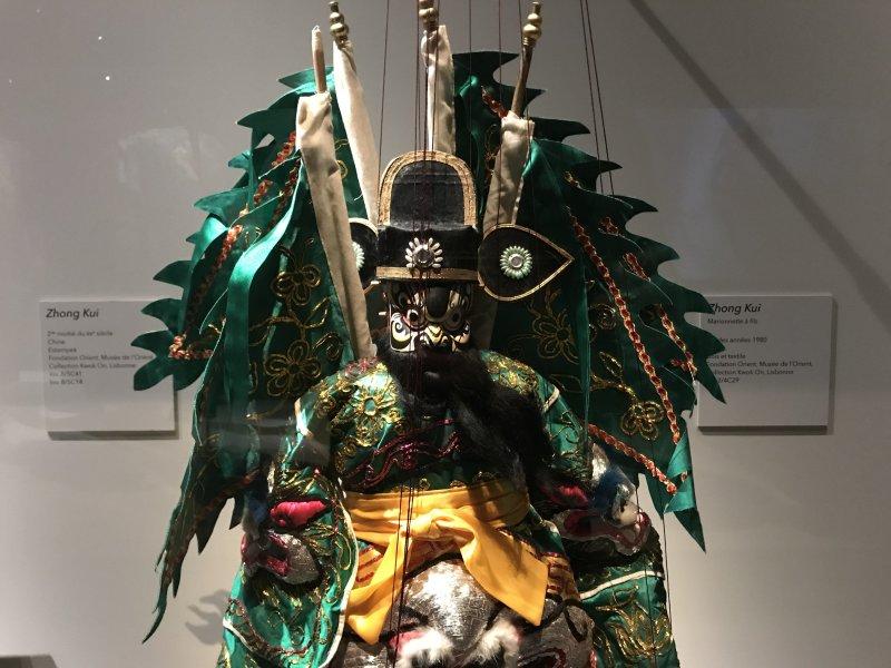 Vue de l'exposition Enfers et fantômes d'Asie - Musée du Quai Branly - Jacques Chirac (5)