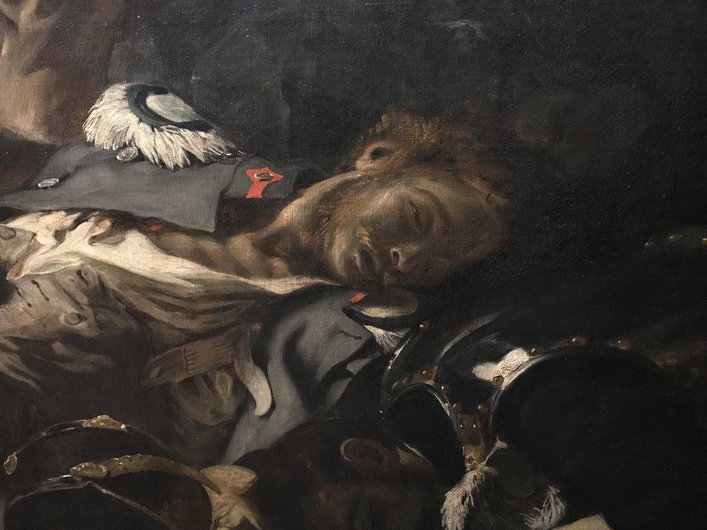 Vue de l'exposition Eugène Delacroix - Musée du Louvre (3)