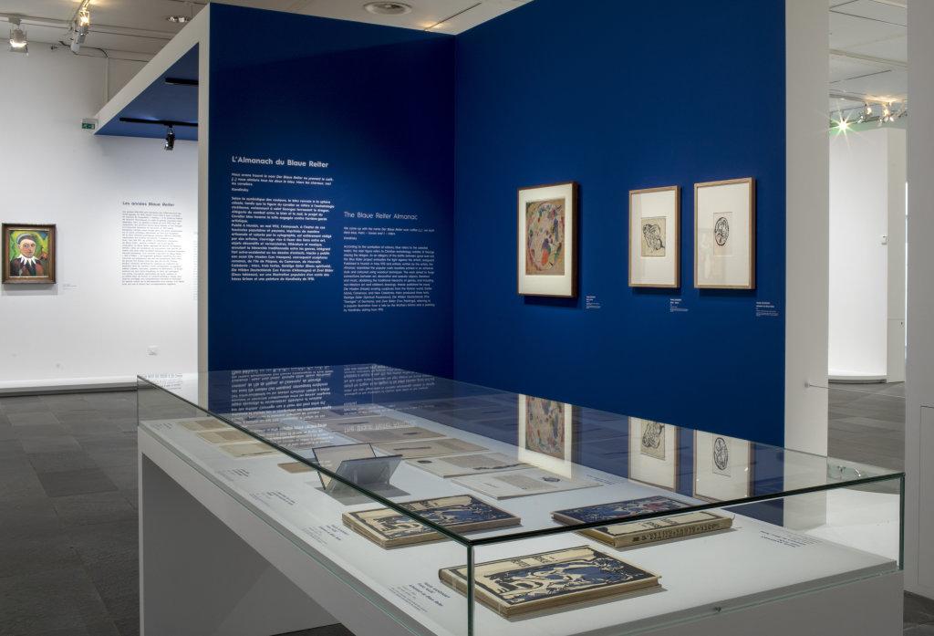 Vue de l'exposition Franz Marc - August Macke, Musée de l'Orangerie, Paris (28)