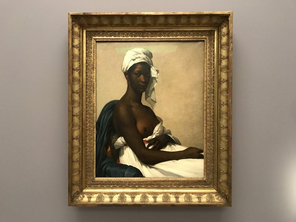 Vue de l'exposition le Modèle Noir, Musée d'Orsay, Paris (13)