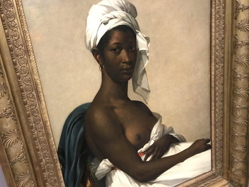 Vue de l'exposition le Modèle Noir, Musée d'Orsay, Paris (14)