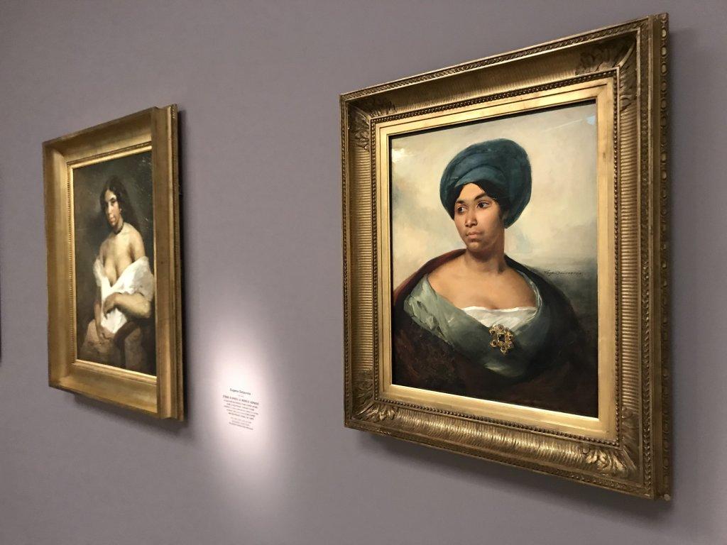 Vue de l'exposition le Modèle Noir, Musée d'Orsay, Paris (15)