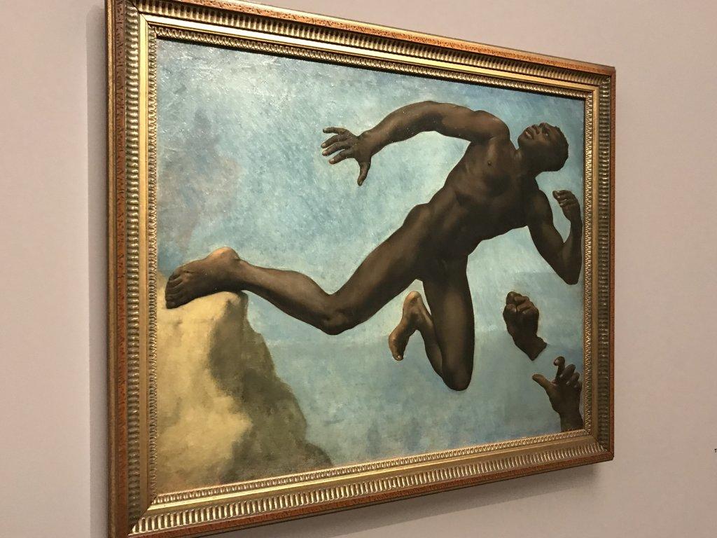Vue de l'exposition le Modèle Noir, Musée d'Orsay, Paris (16)