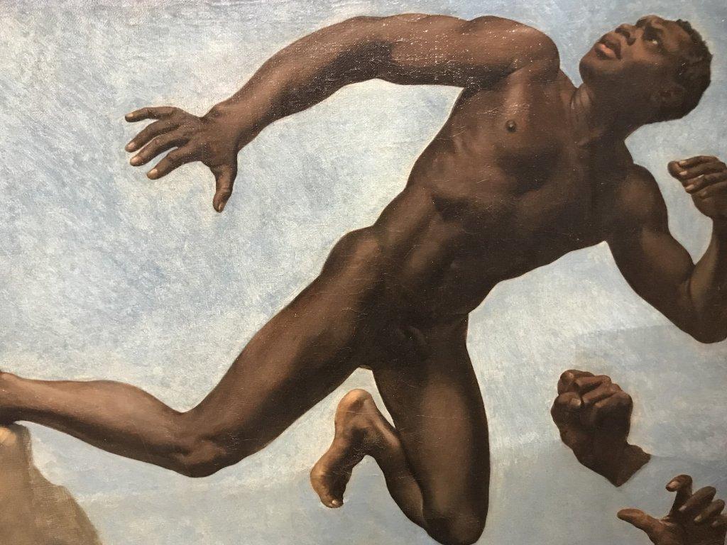 Vue de l'exposition le Modèle Noir, Musée d'Orsay, Paris (17)