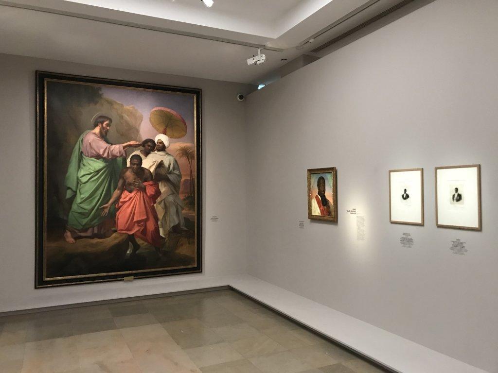 Vue de l'exposition le Modèle Noir, Musée d'Orsay, Paris (18)