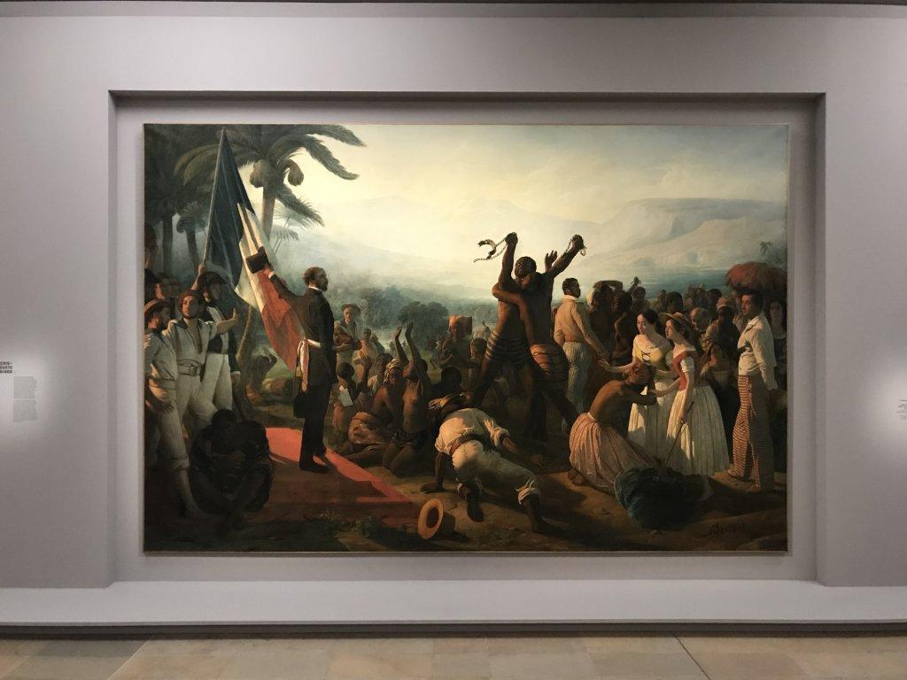 Vue de l'exposition le Modèle Noir, Musée d'Orsay, Paris (20)
