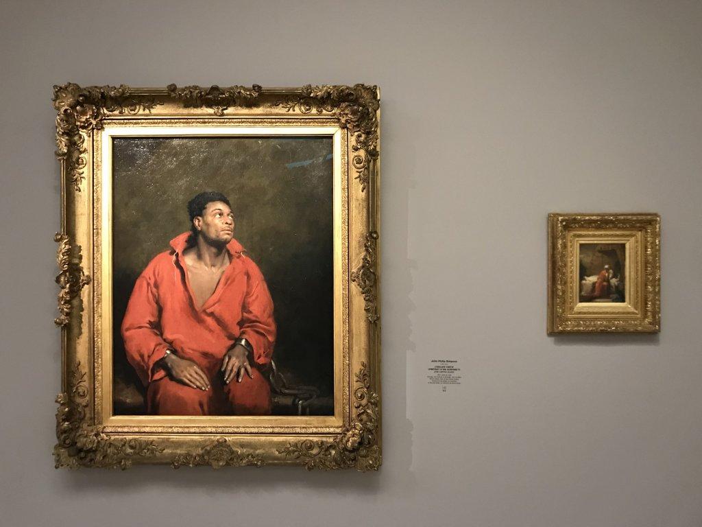 Vue de l'exposition le Modèle Noir, Musée d'Orsay, Paris (26)