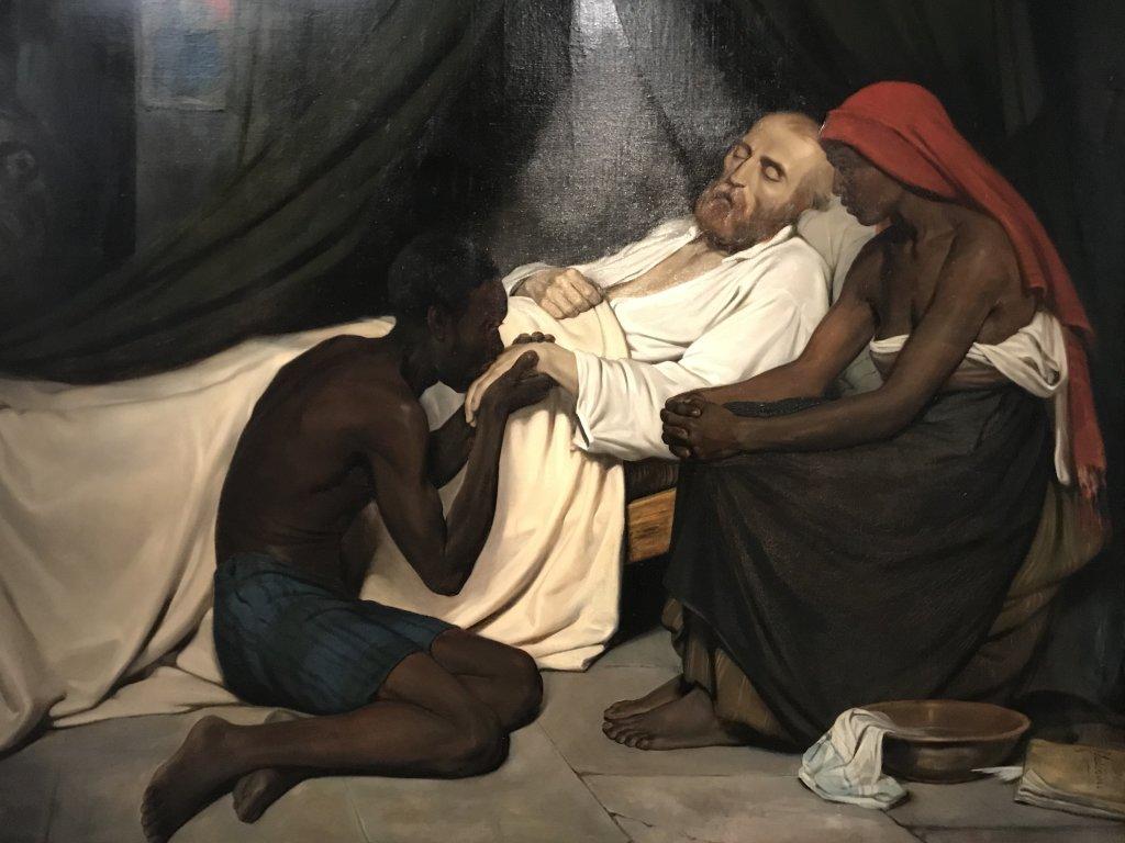 Vue de l'exposition le Modèle Noir, Musée d'Orsay, Paris (28)