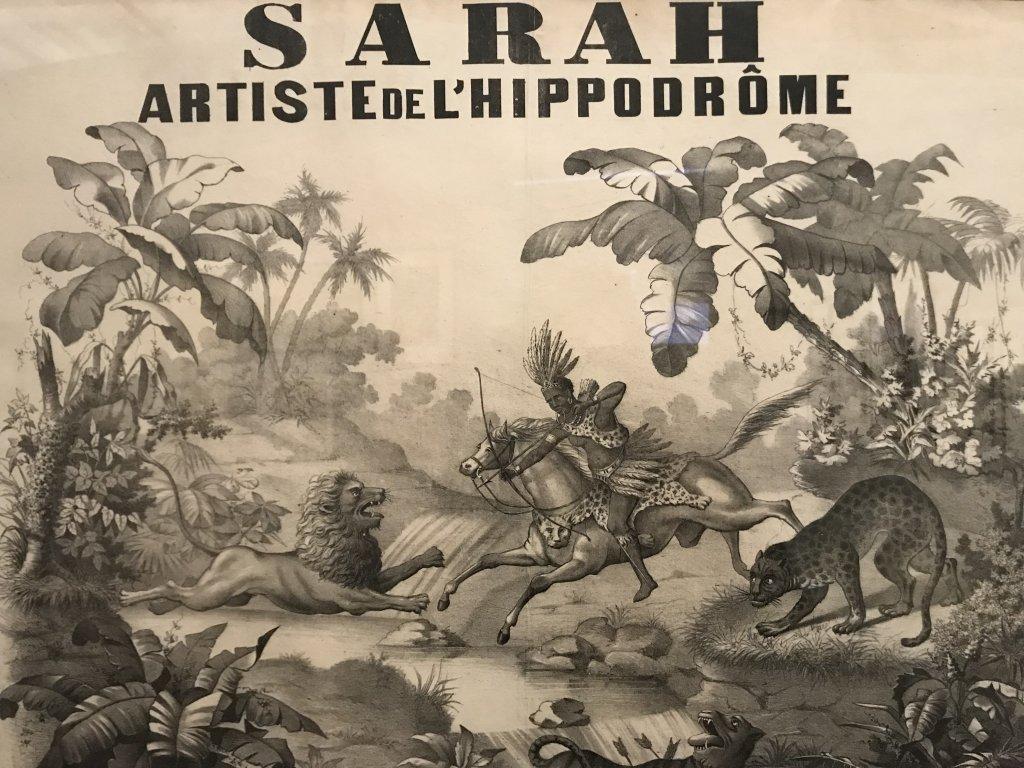 Vue de l'exposition le Modèle Noir, Musée d'Orsay, Paris (3)