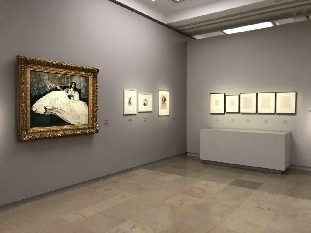 Vue de l'exposition le Modèle Noir, Musée d'Orsay, Paris (31)