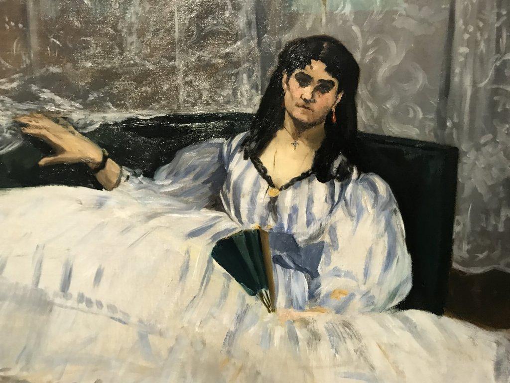 Vue de l'exposition le Modèle Noir, Musée d'Orsay, Paris (32)