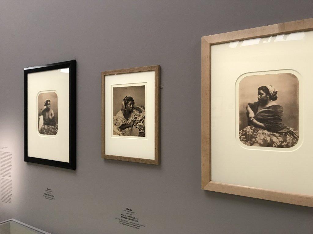 Vue de l'exposition le Modèle Noir, Musée d'Orsay, Paris (33)