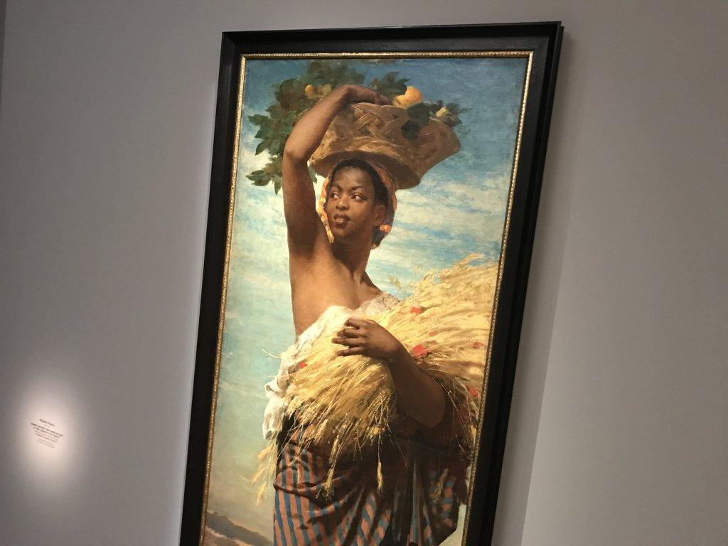 Vue de l'exposition le Modèle Noir, Musée d'Orsay, Paris (37)