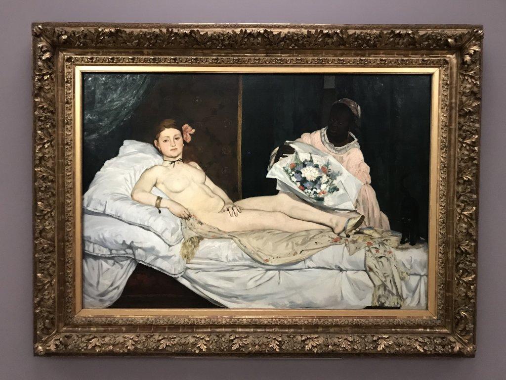 Vue de l'exposition le Modèle Noir, Musée d'Orsay, Paris (39)