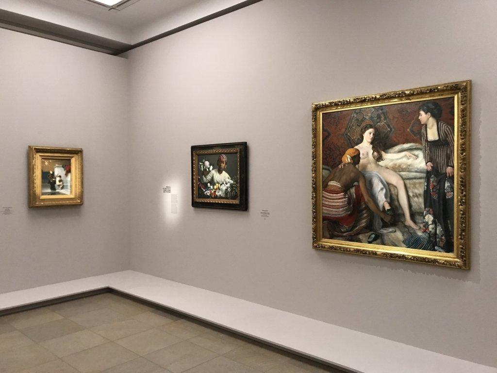 Vue de l'exposition le Modèle Noir, Musée d'Orsay, Paris (41)