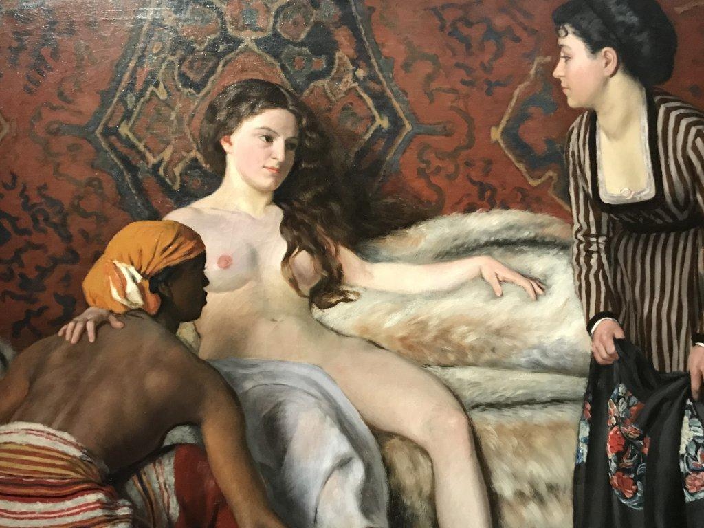 Vue de l'exposition le Modèle Noir, Musée d'Orsay, Paris (42)