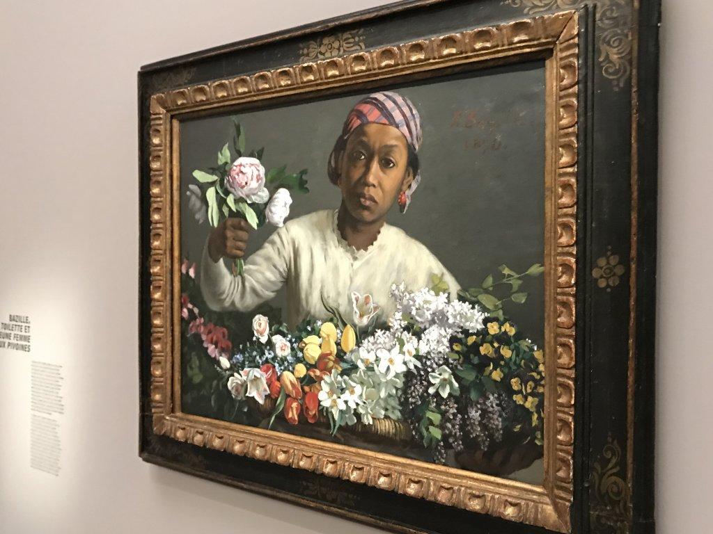 Vue de l'exposition le Modèle Noir, Musée d'Orsay, Paris (44)