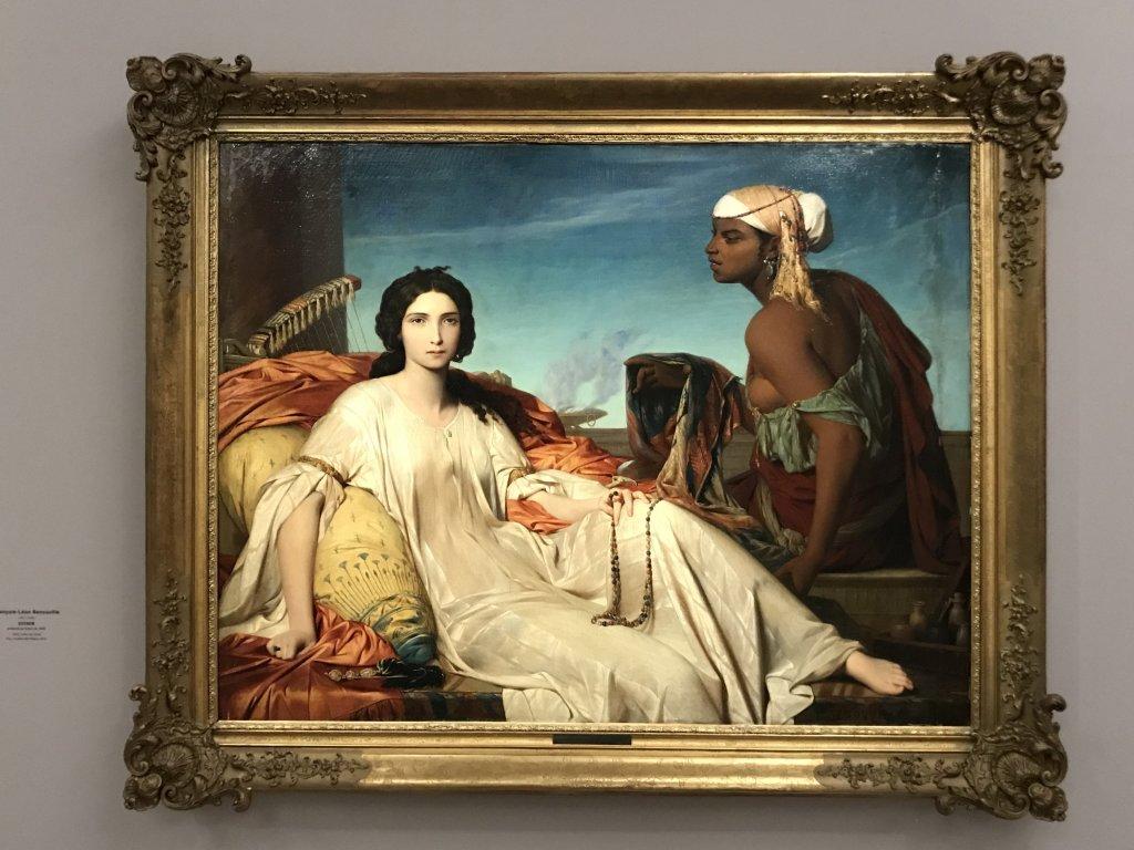 Vue de l'exposition le Modèle Noir, Musée d'Orsay, Paris (47)