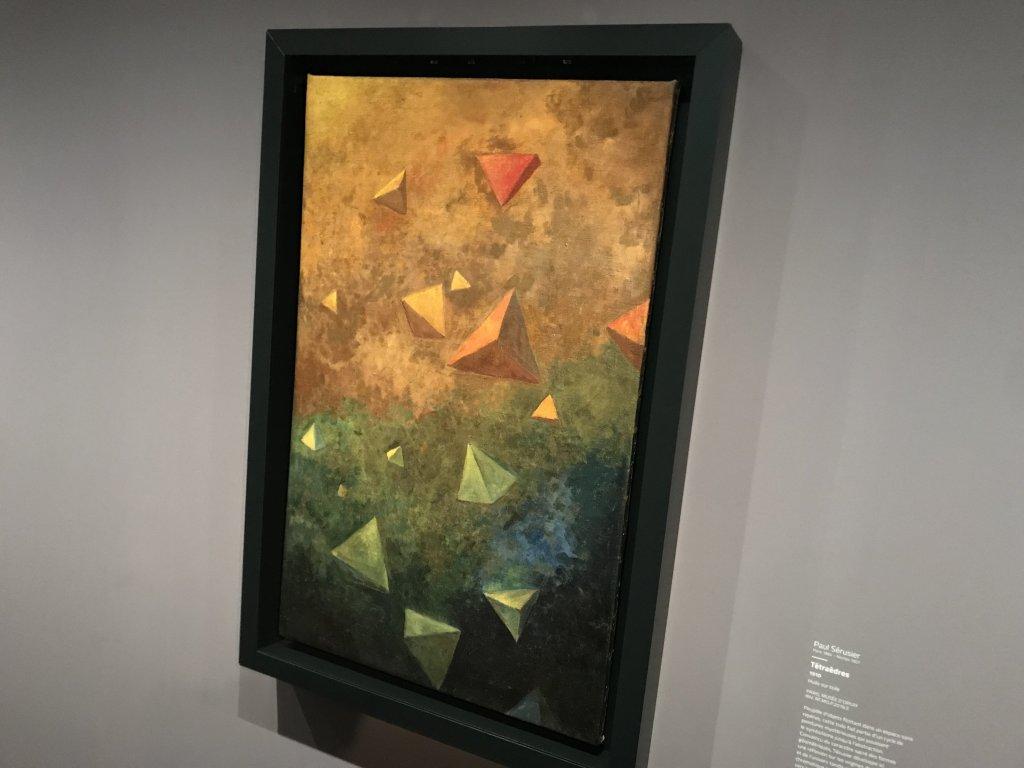 Vue de l'exposition Sérusier, Musée d'Orsay, Paris (13)