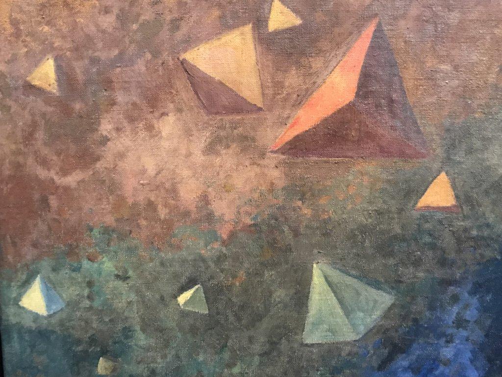 Vue de l'exposition Sérusier, Musée d'Orsay, Paris (14)