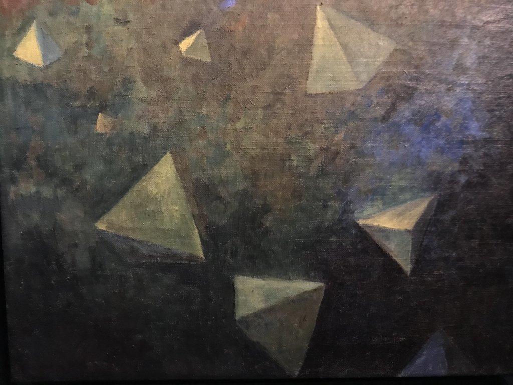 Vue de l'exposition Sérusier, Musée d'Orsay, Paris (17)
