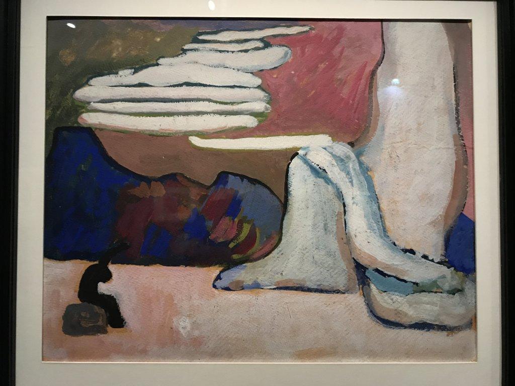 Vue de l'exposition Sérusier, Musée d'Orsay, Paris (18)