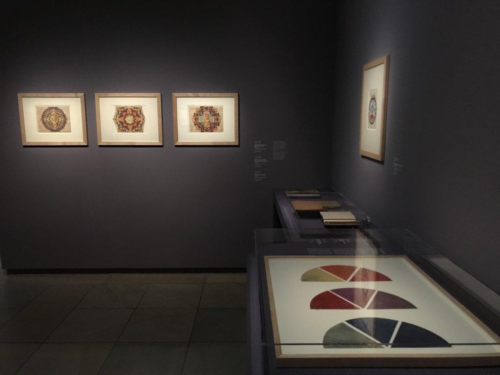 Vue de l'exposition Sérusier, Musée d'Orsay, Paris (20)