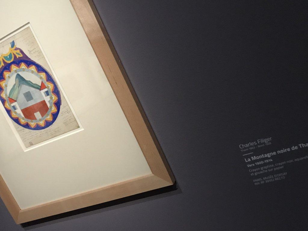Vue de l'exposition Sérusier, Musée d'Orsay, Paris (22)