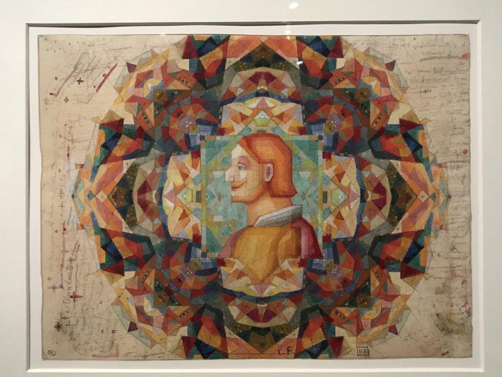 Vue de l'exposition Sérusier, Musée d'Orsay, Paris (24)
