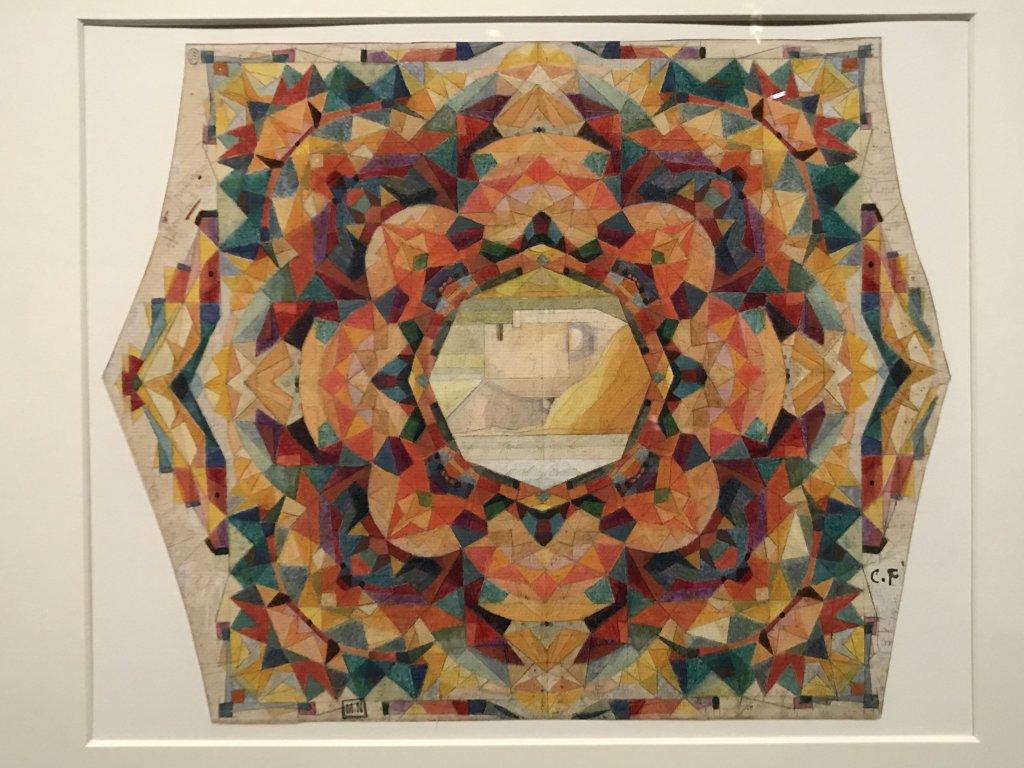 Vue de l'exposition Sérusier, Musée d'Orsay, Paris (26)