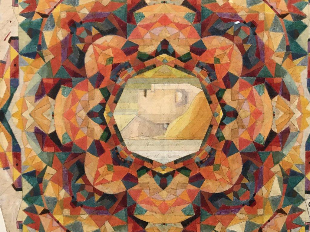 Vue de l'exposition Sérusier, Musée d'Orsay, Paris (27)