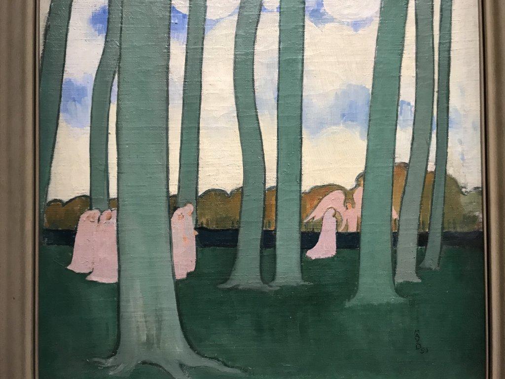 Vue de l'exposition Sérusier, Musée d'Orsay, Paris (29)