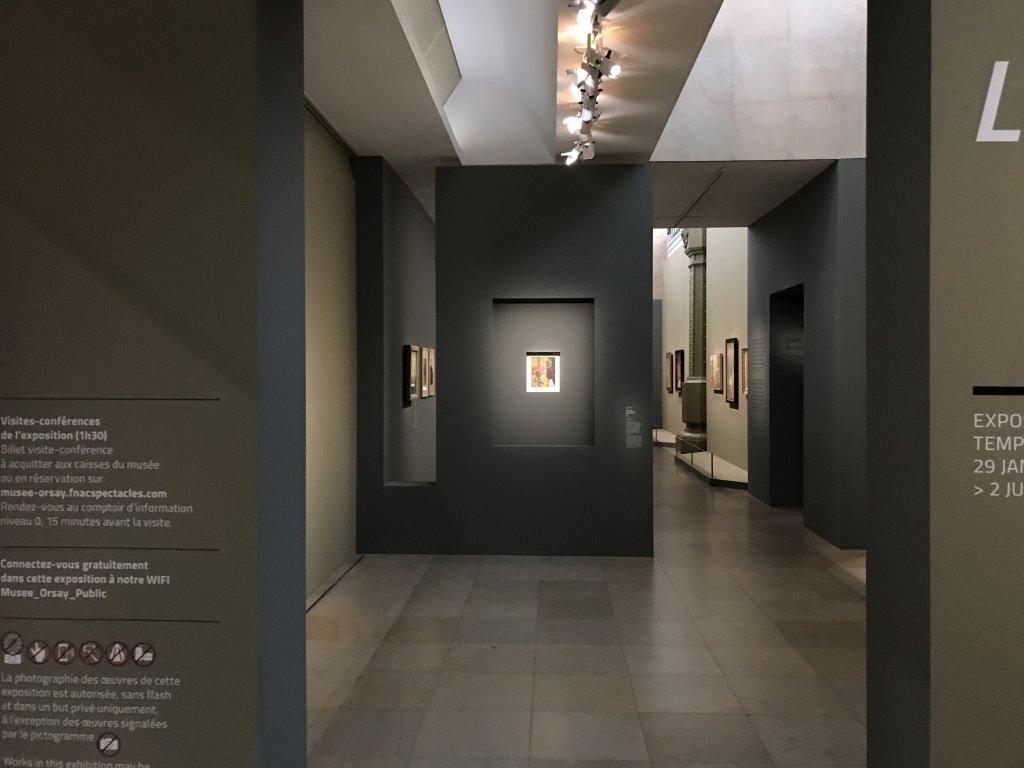 Vue de l'exposition Sérusier, Musée d'Orsay, Paris (30)
